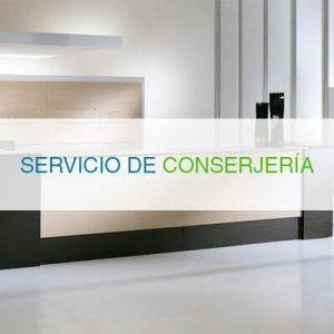 servicio consergería